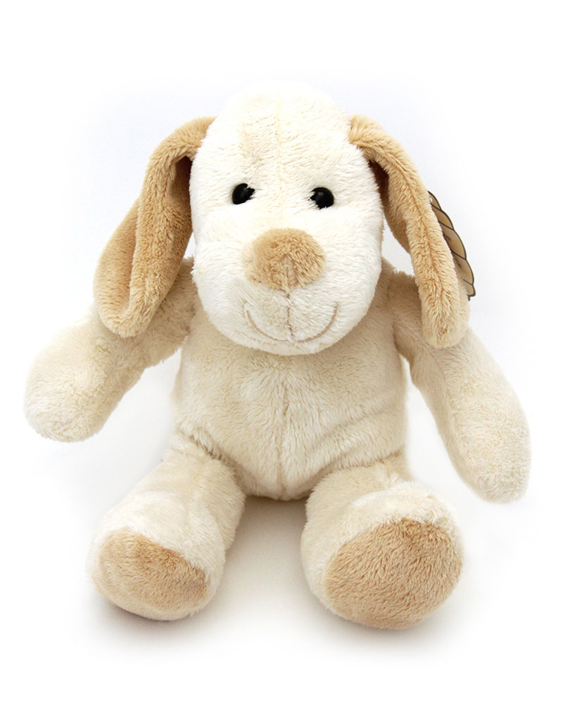 Personalised Cromwell The Dog Teddy Bear Soft Toy