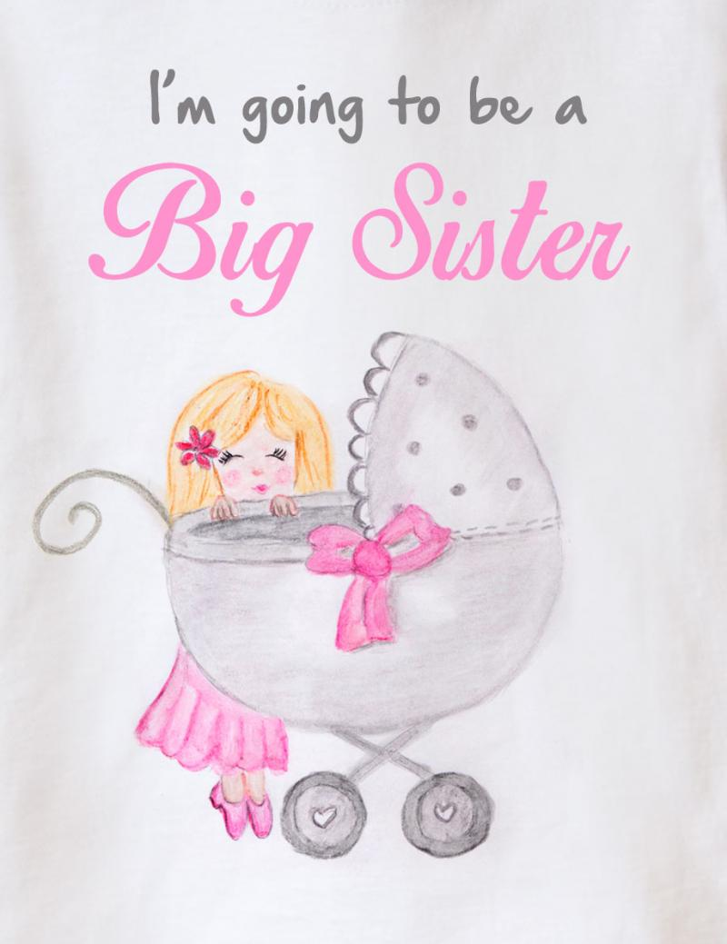 Im Going To Be A Big Brother Im Going To Be A Big Sister