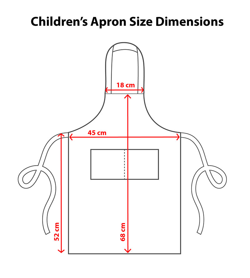 How To Make A Kids Apron