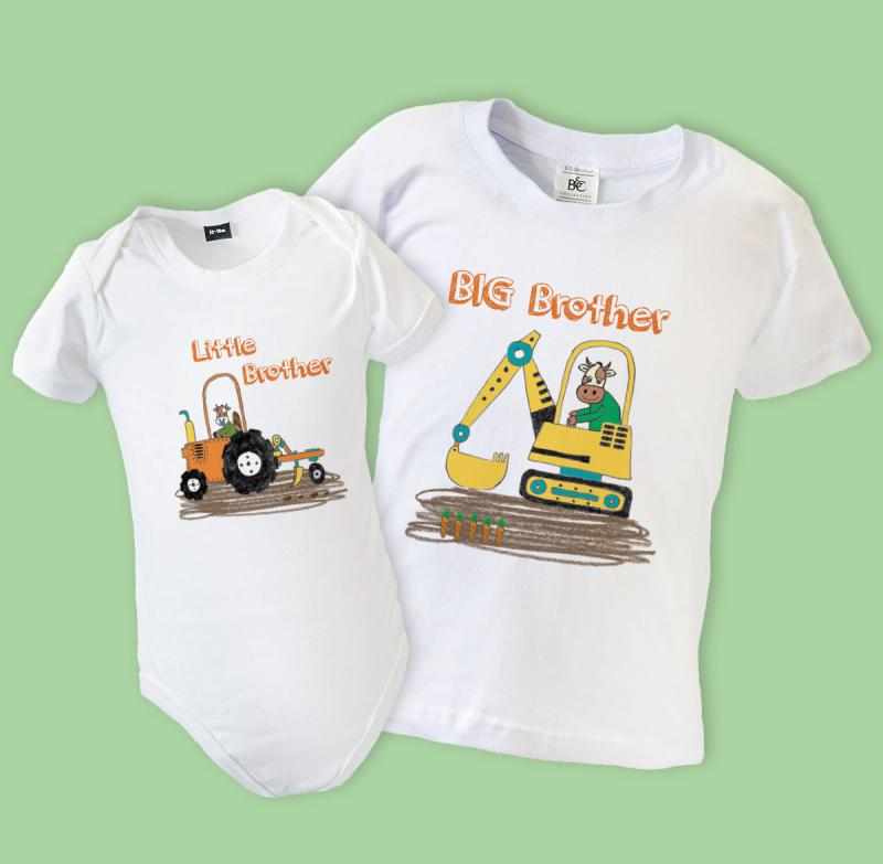 Big Sister Top Big Brother T Shirt Im Going To Be A