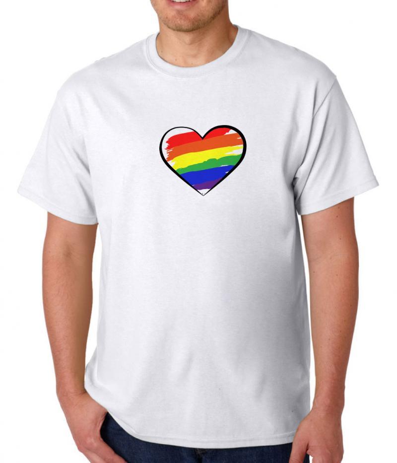 gay pride tshirt  withcongratulations