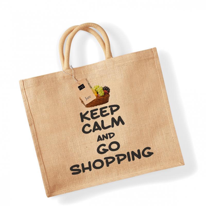 Keep Calm and Go Shopping Large Jute Bag  : keep20calm20and20go20shopping20fruits from withcongratulations.co.uk size 800 x 800 jpeg 86kB