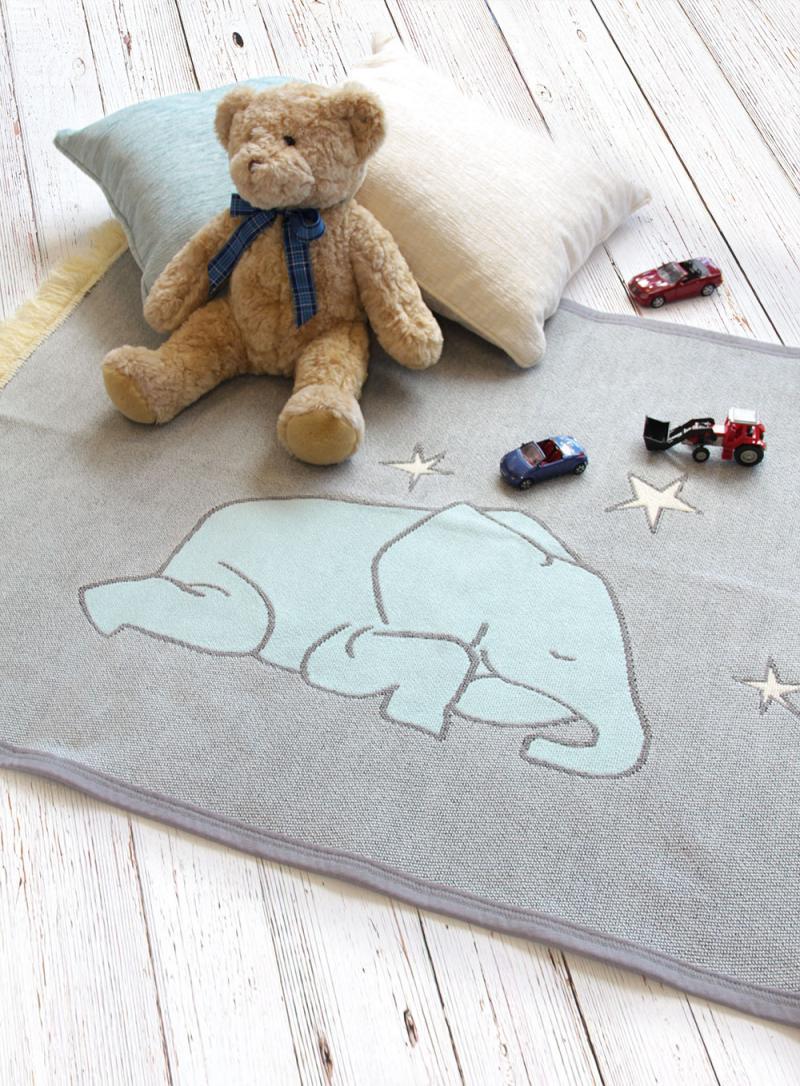 Children S Rugs For Boys Room Elephant Woven