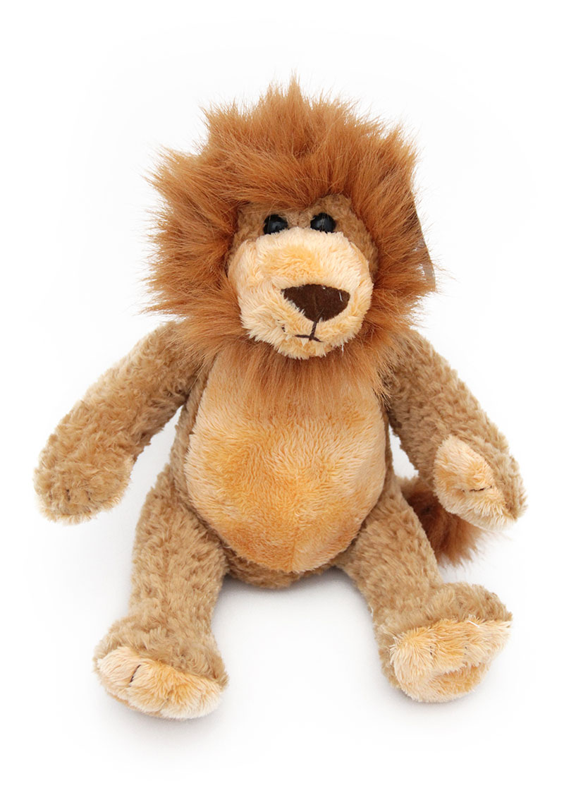 Personalised Rory The Lion Teddy Bear Soft Toy With
