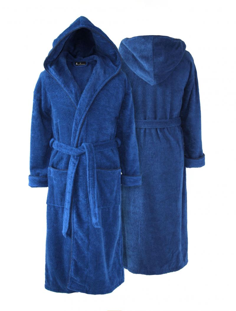 father and son bathrobes blue hooded bathrobe towelling dressing gowns blue  bathrobes hooded bathrobes for him 929fa7587