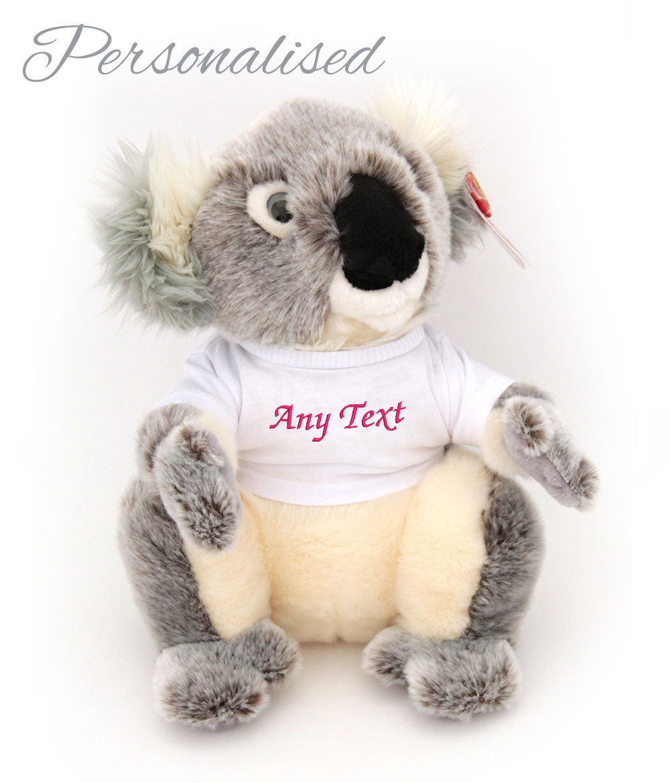 Personalised Koolio The Koala Withcongratulations