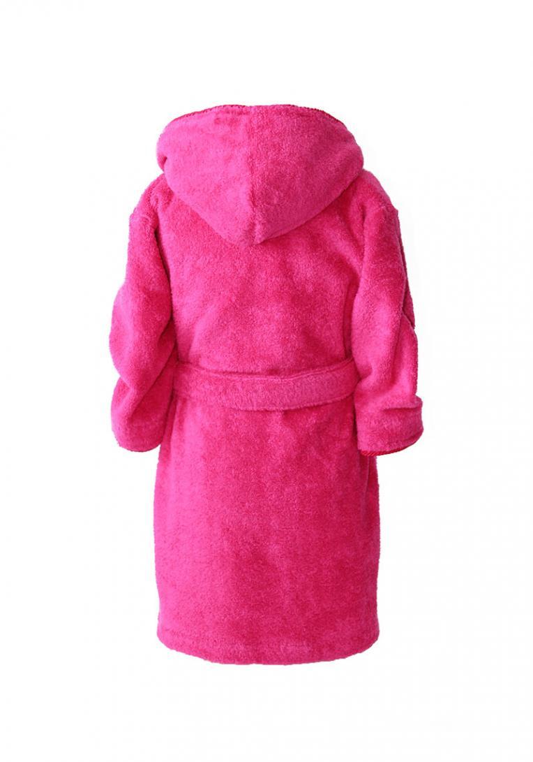 Personalised Children S Cotton Bathrobe Hot Pink 2 15ys