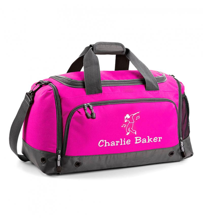 Dance Bags Personalised With Names Amp Hip Hop Dancer
