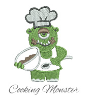 Cooking Monster
