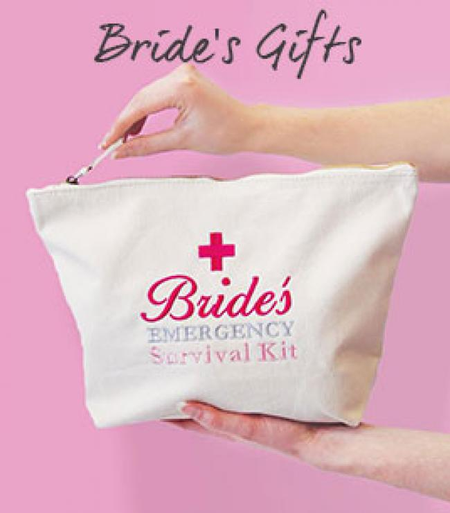 bride's gifts