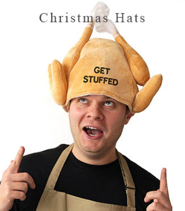 Personalised Christmas Hats