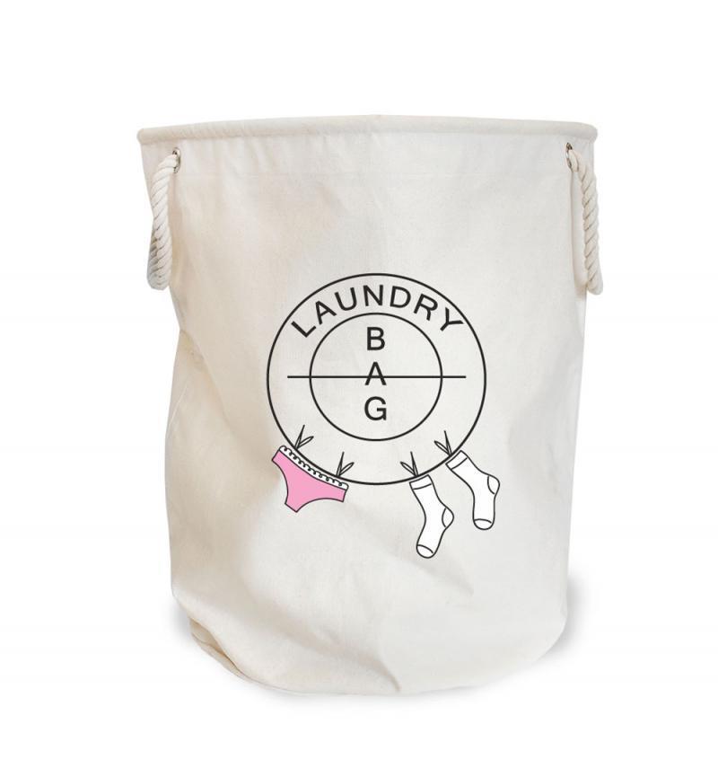 printed laundry bag uk