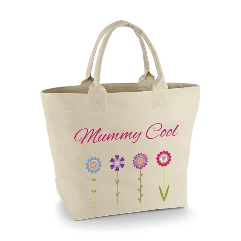 Mummy Cool Canvas Bag