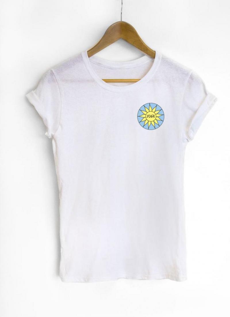 yoga t-shirts uk