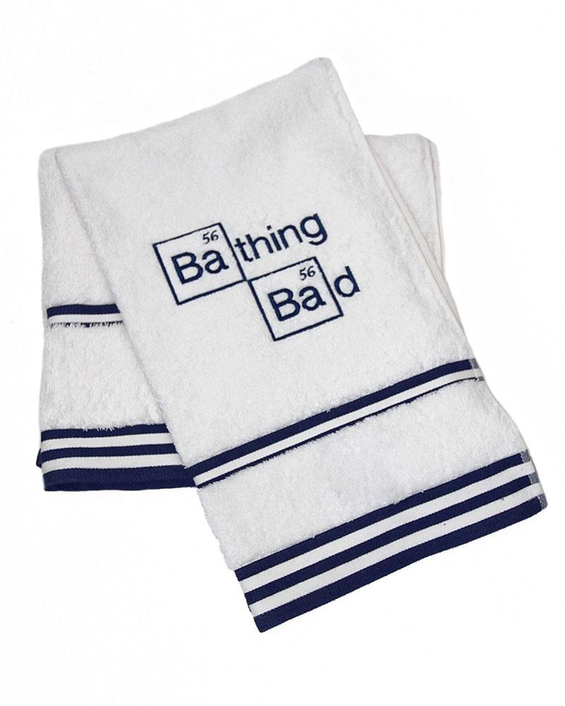 bathing bad, fan of breaking bad