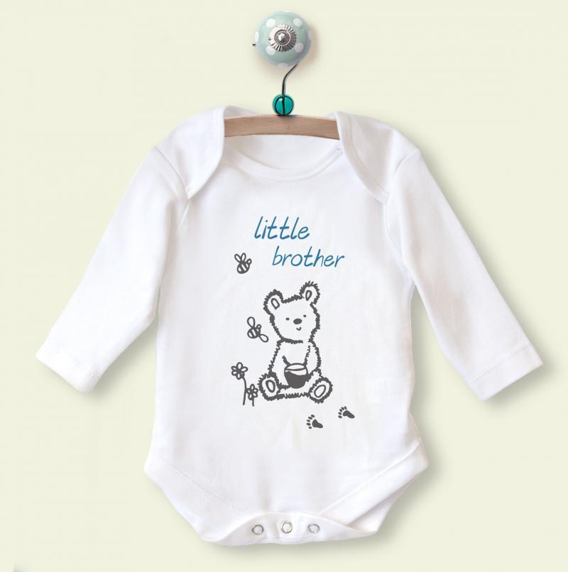 Little Brother Long Sleeve Top