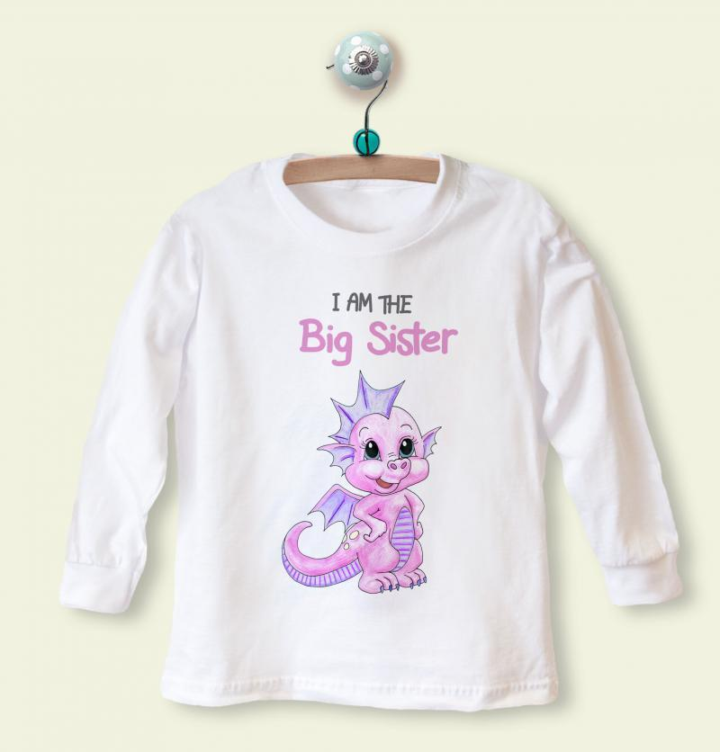 i am the big sister top
