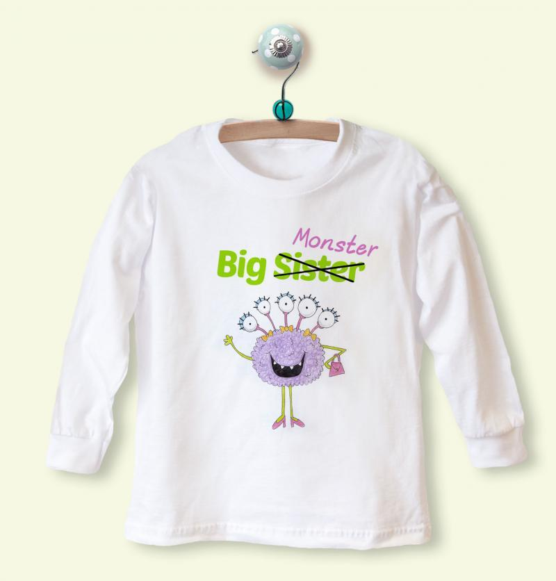 big sister monster