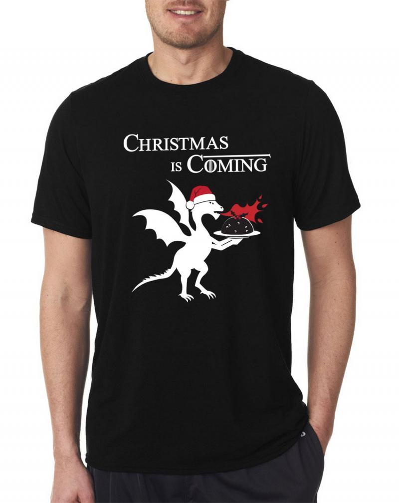 Christmas is Coming T-shirt, Fan of Game of Thrones