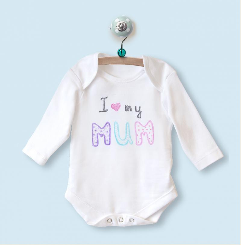 mother's day babygrow