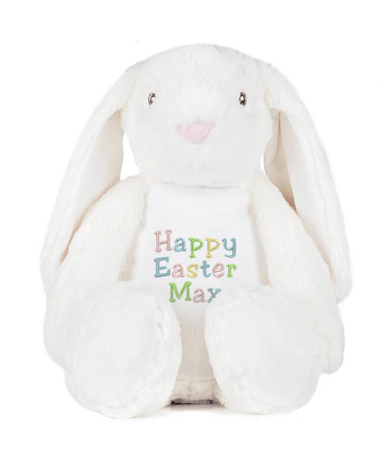 easter bunny teddy