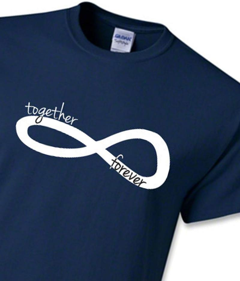 Together Forever Infinity T-shirt