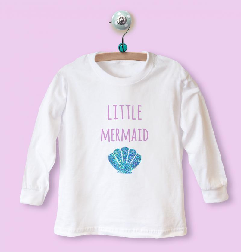 little mermaid top