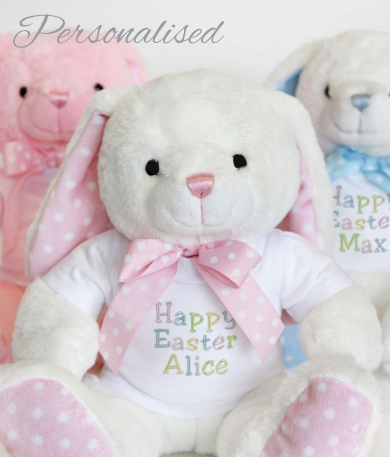 easter bunny soft toy