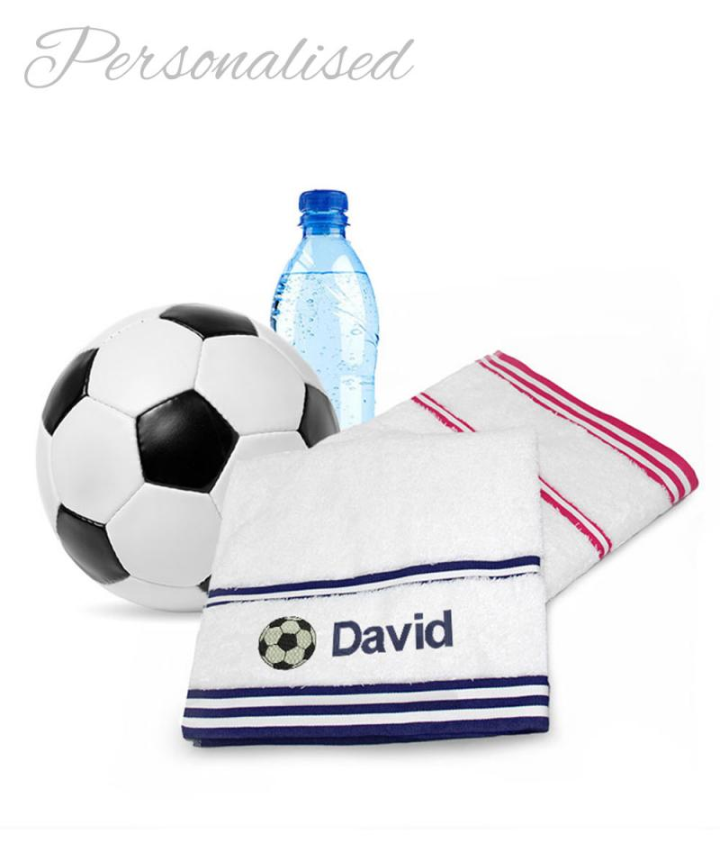 Personalised Football Towel
