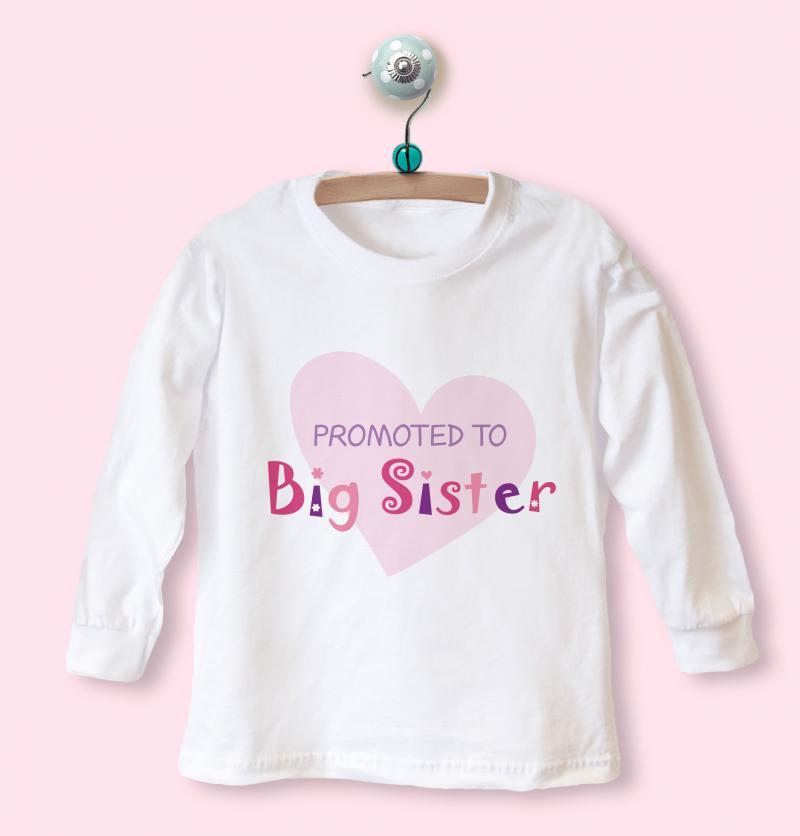 Promoted To Big Sister Promoted To Big Brother Big