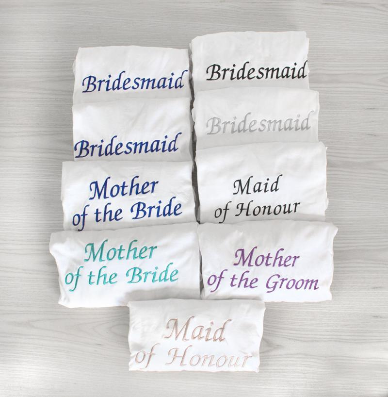bridesmaid dressing gowns sale uk