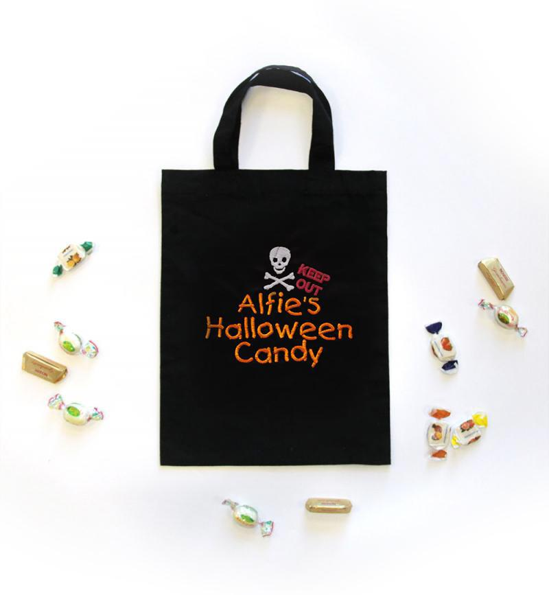 Trick or Treat Holder