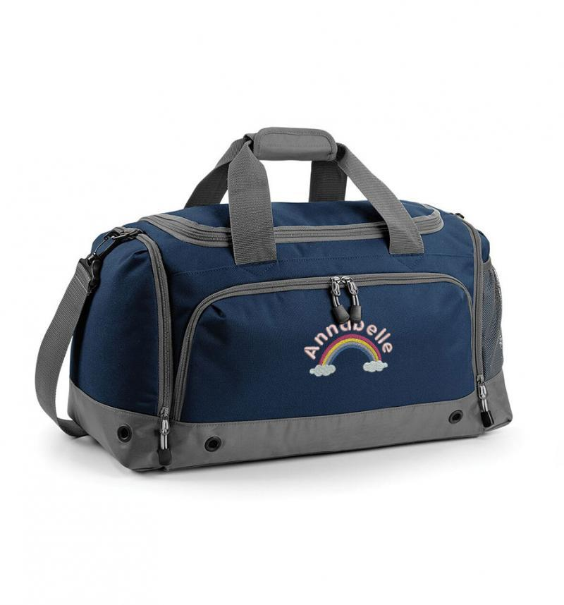 personalised sport bag uk
