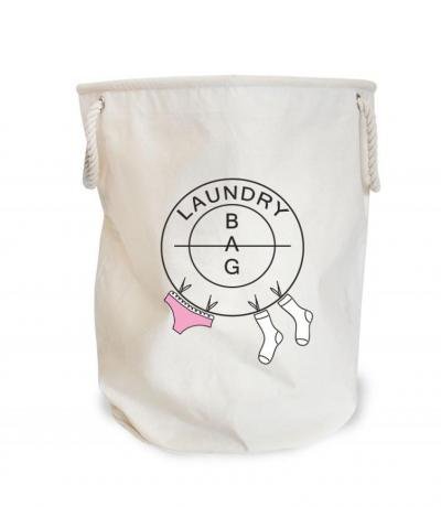 printed laundry bag uk