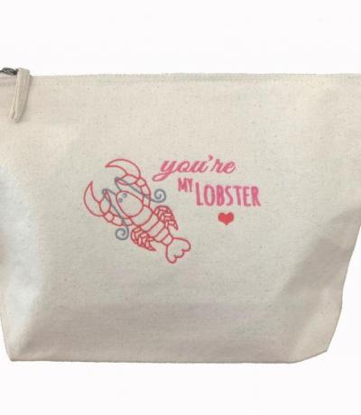 Lobster MakeUp Bag