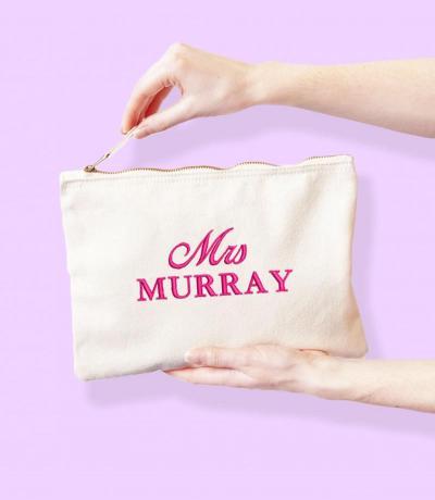 Personalised Wedding Bag