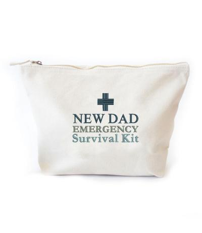 New Dad Survival Kit Bag