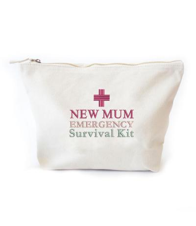 New Mum Survival Bag