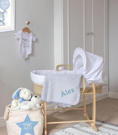 nursery storage baskets uk