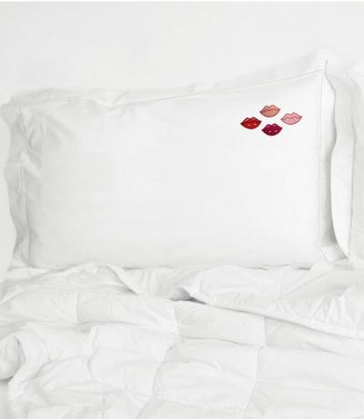 Lips Pillowcase