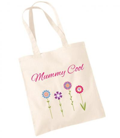 Mummy Cool Tote Bag