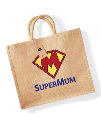 SuperMum Jute Bag