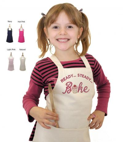 Children's Apron, Ready Steady Bake
