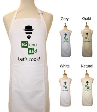 Baking Bad Apron, Fan of Breaking Bad
