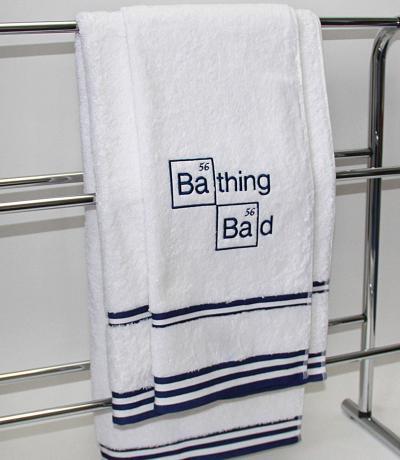 bathing bad, fan of breaking bad