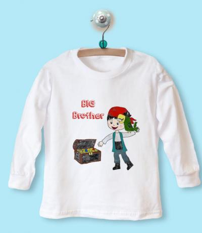 big brother clothing pirate