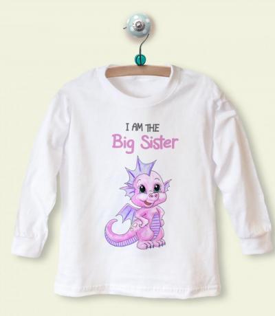 i am the big sister top