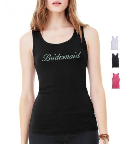 Bridesmaid Hen Night T-shirt