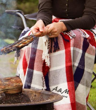 camping blanket uk