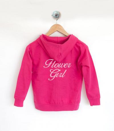 Flower girl pyjamas
